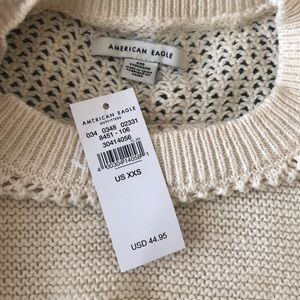 American Eagle Outfitters Sweaters - NWT American eagle crop sweater